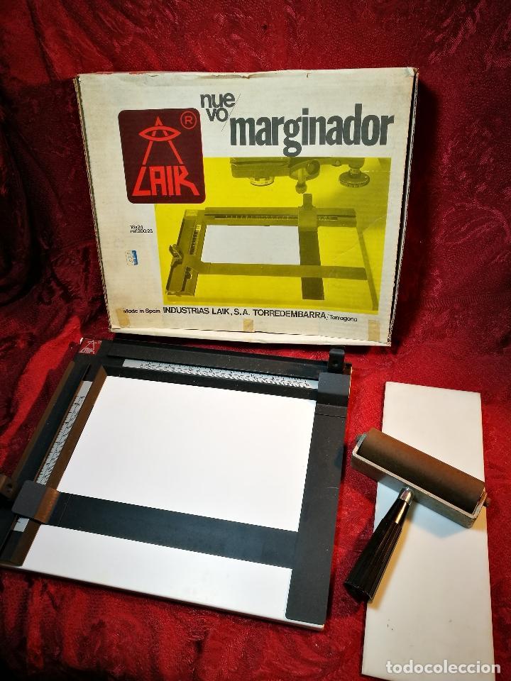 marginador laboratorio fotografico, 18 x 24 y r - Comprar Objetivos ...