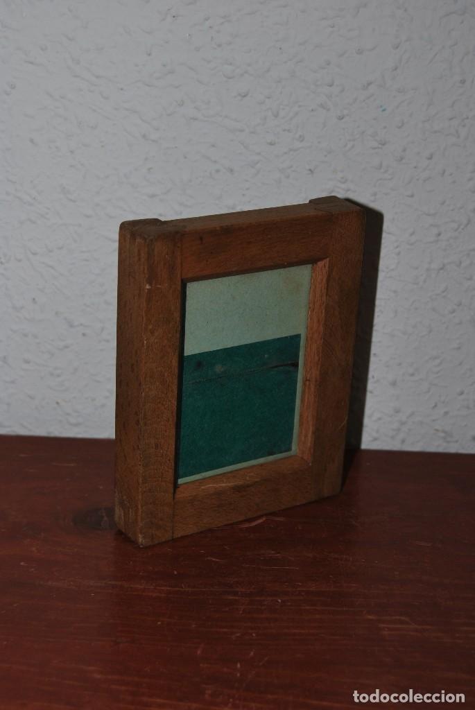 antiguo marco de madera para negativos - labora - Comprar Objetivos ...