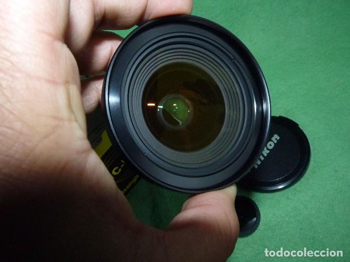 Cámara de fotos: Divertido objetivo Nikon WC-E63 convertidor Wideangle gran angular Made in Japan - Foto 2 - 110516711