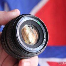 Photo camera - Fujinon 50mm 1:1,9 (bayoneta SX) + estuche - 110744823