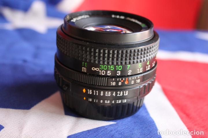 Cámara de fotos: Fujinon 50mm 1:1,9 (bayoneta SX) + estuche - Foto 2 - 110744823