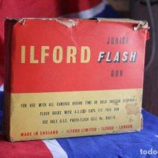 Cámara de fotos: FLASH DE BOMBILLAS ILFORD. Lote 110750323