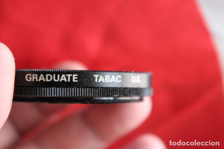 FILTRO GRADUADO TABAC 58MM (Cámaras Fotográficas Antiguas - Objetivos y Complementos )