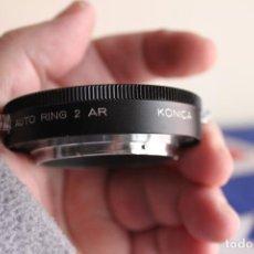 Cámara de fotos: KONICA AUTO RING. Lote 112127095
