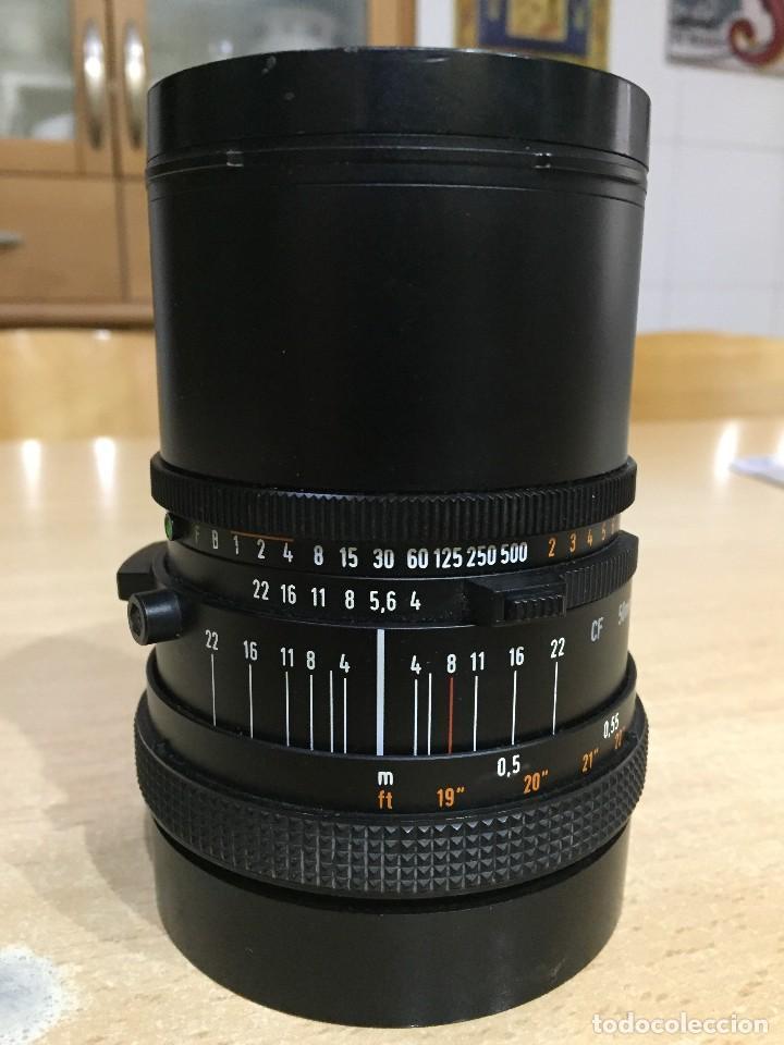 HASSELBLAD DISTAGON CF 50 MM F4 T (Cámaras Fotográficas Antiguas - Objetivos y Complementos )