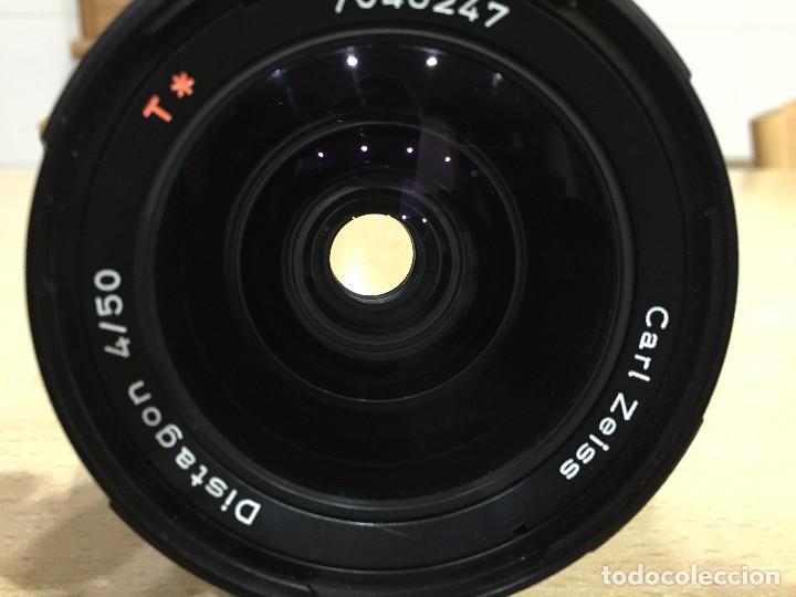 Cámara de fotos: Hasselblad Distagon CF 50 mm f4 T - Foto 4 - 112544487