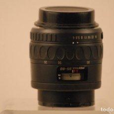 Cámara de fotos: OBJETIVO PENTAX S.M.C PENTAX F 35-80 1.4.-5.6 USADO REVISADO. Lote 112549075