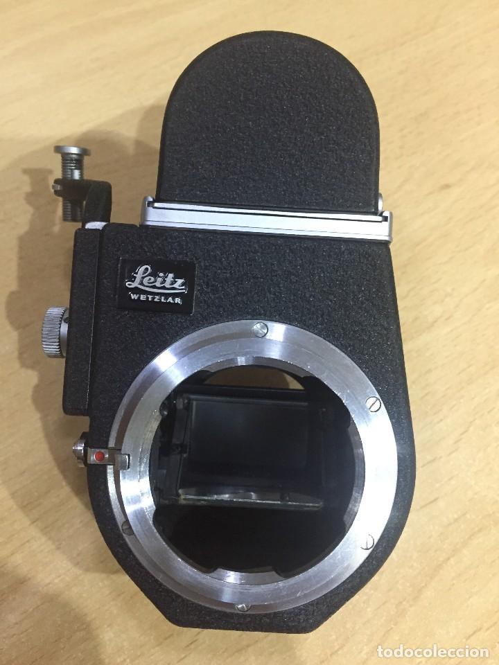 LEICA M VISOFLEX III (Cámaras Fotográficas Antiguas - Objetivos y Complementos )