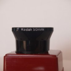 Cámara de fotos: PARASOL KODAK 50 MM / PARA RETINA. Lote 109459879