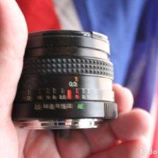 Cámara de fotos: ANGULAR KONICA HEXANON AR 28MM 1:3,5. Lote 113590179