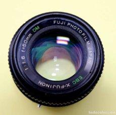 Cámara de fotos: OBJETIVO 50 MM FUJINON. Lote 113818827