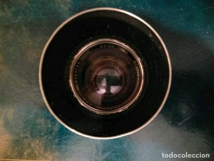 Cámara de fotos: ANTIGUO OBJETIVO - ZEISS IKON - TELESKOP 1.7 X - STUTTGART MADE IN GERMANY - Foto 8 - 114668107