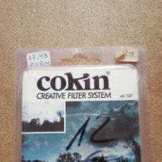 Cámara de fotos: FILTRO COKIN CREATIVE FILTER SYSTEM REF 121. Lote 115218936