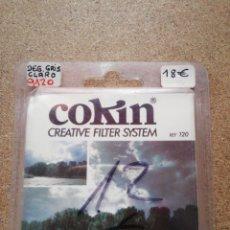 Cámara de fotos: FILTRO COKIN CREATIVE FILTER SYSTEM REF 120. Lote 115219352