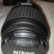 Cámara de fotos: NIKON AF-S DX NIKKOR ED 18-55MM 1:3.5-5.6G. Lote 115748543