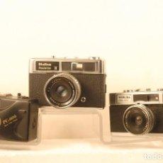 Cámara de fotos: 3 CAMERAS DEFECTUOSAS NO FUNCIONA -ALINA- WERLISA PC 606. Lote 116172503