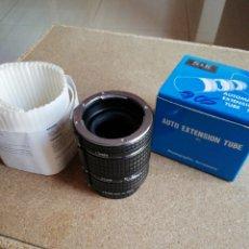 Cámara de fotos - Auto extension tube nikon AI - 116714015