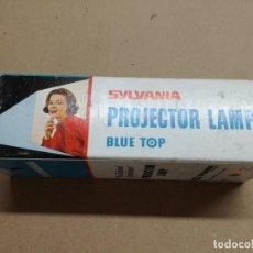 Cámara de fotos: SYLVANIA PROJECTOR LAMP BLUE TOP.DDB 750 W 120V. Lote 140742656