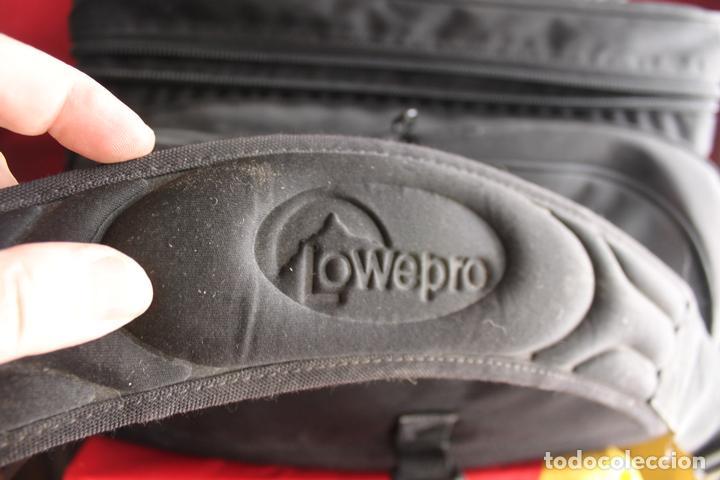 Cámara de fotos: Bolsa LOWEPRO (NOVA 5 AW) para equipo fotográfico - Foto 4 - 116927831