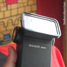 Cámara de fotos - Flash Soligor 240 (zapata para Nikon) - 117052067