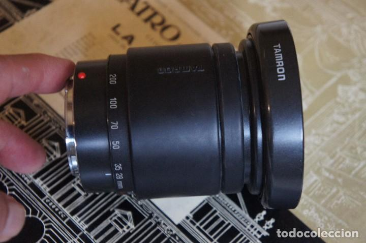 Cámara de fotos: 28 200 Tamron,Compacto,Sony Alpha Reflex. - Foto 3 - 117365063