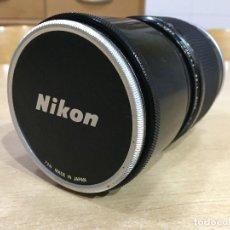 Cámara de fotos: NIKKOR- PC AUTO 2.8 180MM AI. Lote 117496011