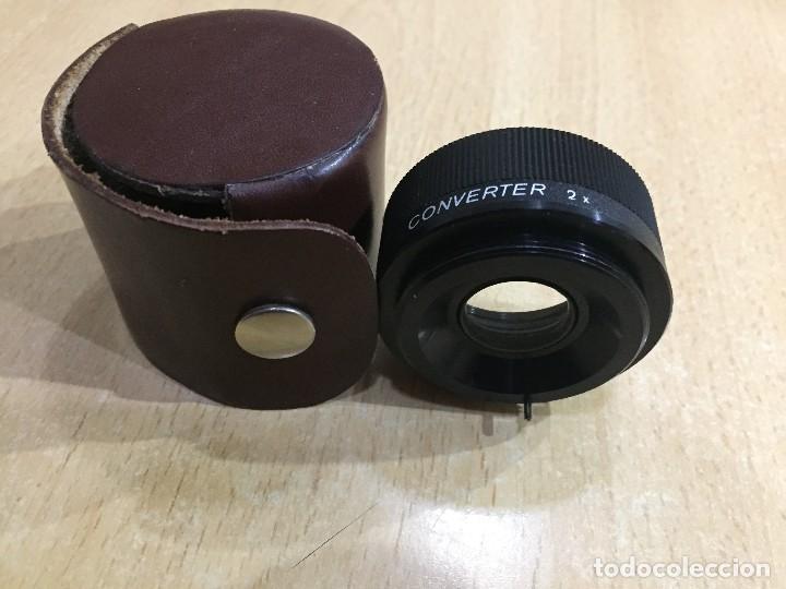 Cámara de fotos: Teleconvertidores 2 X para m42 - Foto 3 - 117700103
