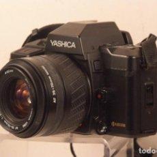 Cámara de fotos: CAMARA YASHICA CS.200 A.F OBJETIVO YASHICA A,F 35-70 MACRO 1.3.3-4.5. Lote 118355631