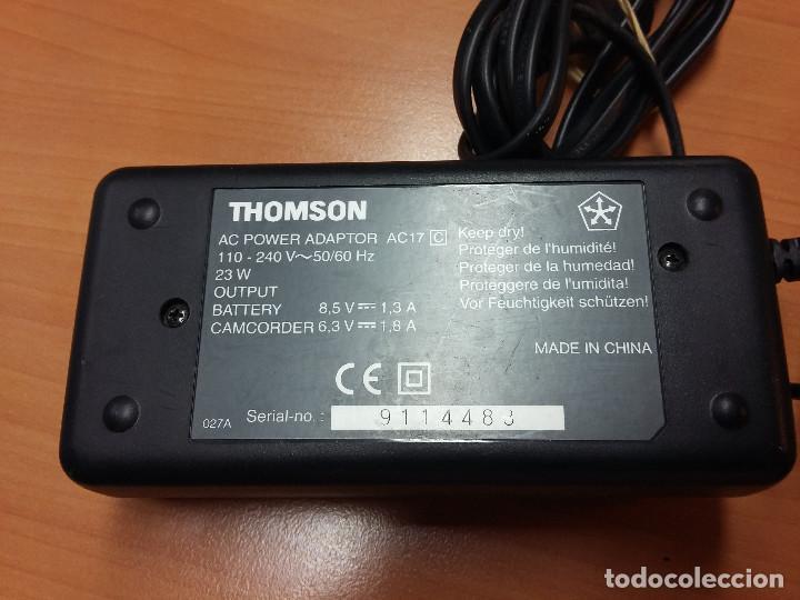 Cámara de fotos: 04-00021 cargador camara thompson - Foto 2 - 118724191