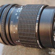 Cámara de fotos: SIGMA MINI TELE MC 135 ESPECIAL.KONICA AR. Lote 120030787