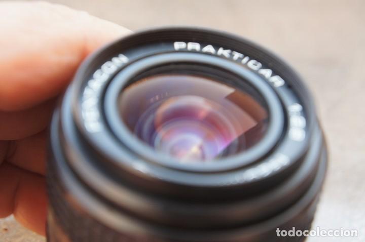 Cámara de fotos: PENTACON PRAKTICAR 28 F/2,8 BC BAYONET.Nuevecito. - Foto 2 - 120031215