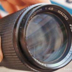 Cámara de fotos: 80 200M F/4,5 CONSTANTE HANSA. Lote 120032227