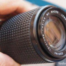 Cámara de fotos: COSINA 70 -210 ZOOM.MACRO.. Lote 120032667