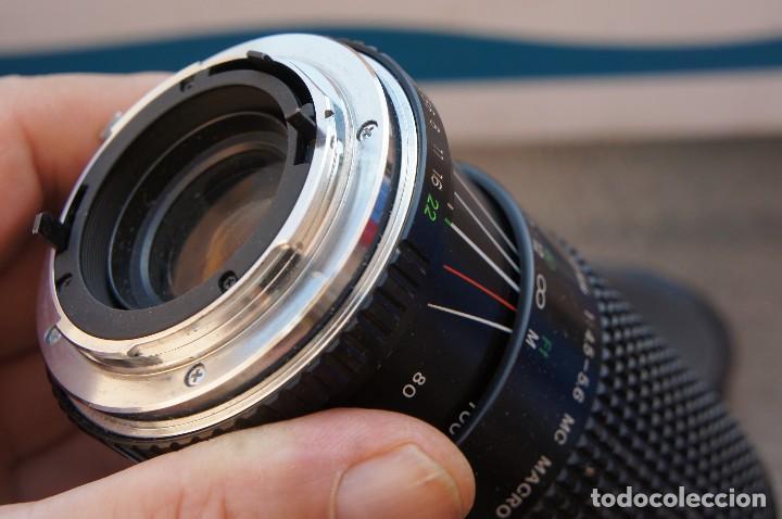 Cámara de fotos: COSINA 70 -210 ZOOM.MACRO. - Foto 3 - 120032667