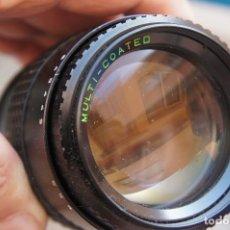 Cámara de fotos: 135 F/2,8 MACRO MAKINON.. Lote 120033063