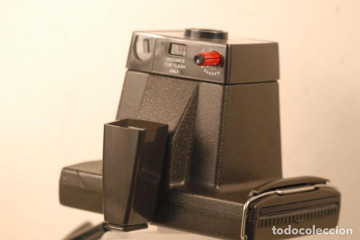 Cámara de fotos: polaroid land camara super swinger coleccion antigua - Foto 3 - 120410763