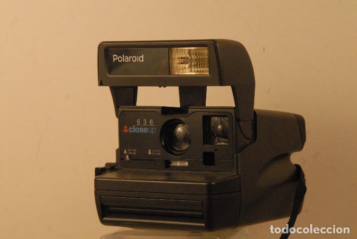 CAMARA POLAROID 636 (Cámaras Fotográficas Antiguas - Objetivos y Complementos )