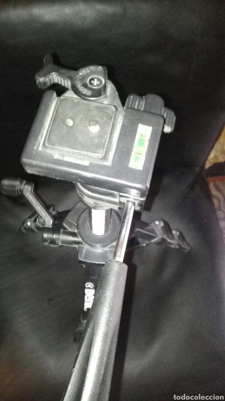 Cámara de fotos: Trípode cámara fotográfica benk - Foto 3 - 120683050