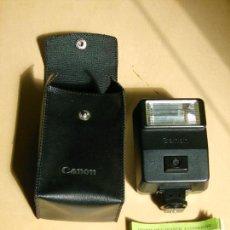 Cámara de fotos: FLAHS CANON SPEEDLITE 155 A PARA REPARAR. Lote 121594671