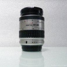 Cámara de fotos: OBJETIVO PENTAX-FA SMC 28-80MM F3.5-5.6. Lote 121780751
