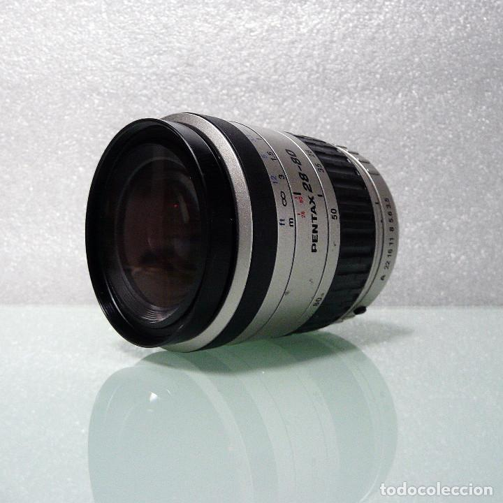 Cámara de fotos: OBJETIVO PENTAX-FA SMC 28-80mm f3.5-5.6 - Foto 5 - 121780751
