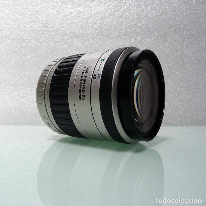 Cámara de fotos: OBJETIVO PENTAX-FA SMC 28-80mm f3.5-5.6 - Foto 6 - 121780751