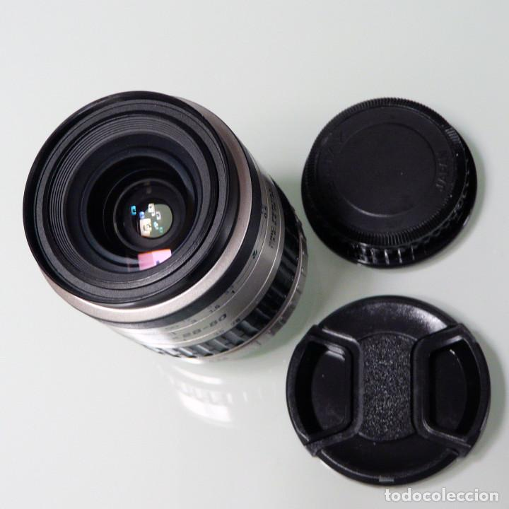 Cámara de fotos: OBJETIVO PENTAX-FA SMC 28-80mm f3.5-5.6 - Foto 7 - 121780751