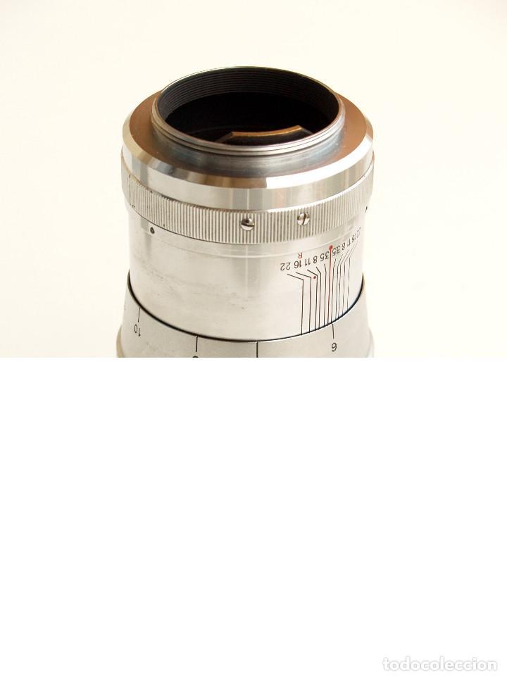 Cámara de fotos: *c1954* • Obj. clásico CANON f3.5 135mm para telemétrica • Leica LTM Canon m39 - Foto 7 - 122265919