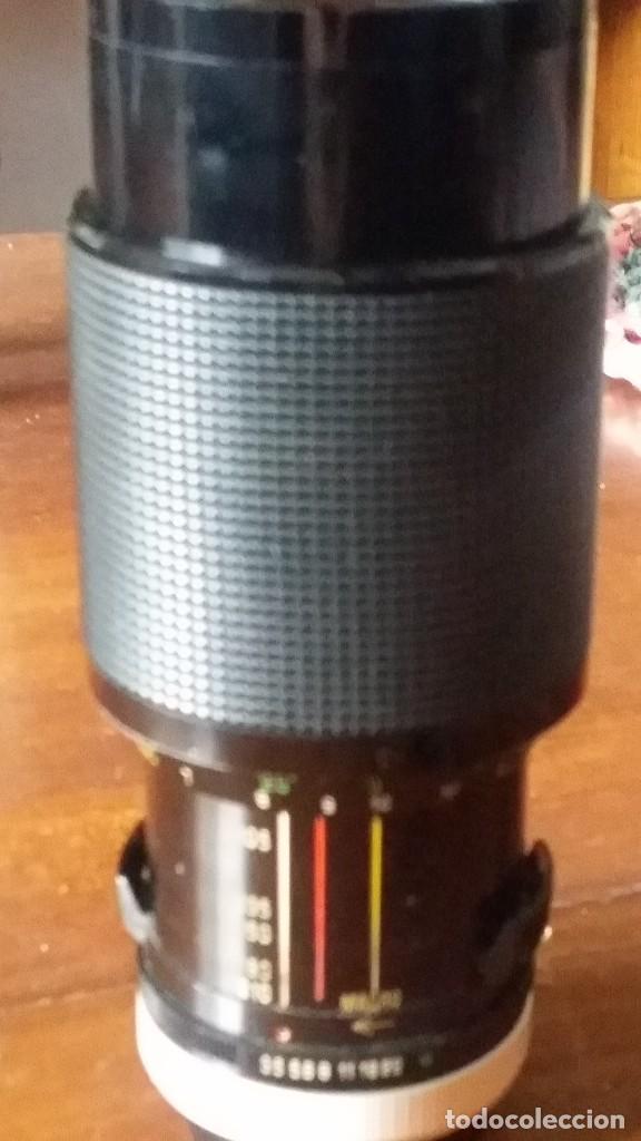 Cámara de fotos: zoom vivitar Serie 1, 70-210mm F=3,5, montura canon fd - fl - Foto 10 - 122951939