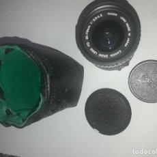 Cámara de fotos: CANON FD 35-70MM.1:3.5-4.5 35-70. Lote 124315423