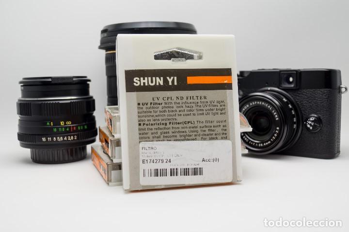 Cámara de fotos: LOTE FILTROS UV 52 mm X 2 UNIDADES - Foto 3 - 175328582