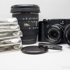 Cámara de fotos: LOTE FILTROS UV 55MM X 2 UNIDADES. Lote 125090115