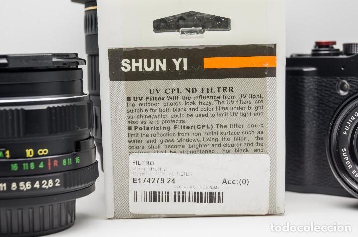 Cámara de fotos: LOTE FILTROS UV 55mm X 2 UNIDADES - Foto 3 - 125090115