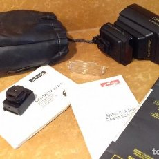 Cámara de fotos: METZ MECABLITZ 32 Z-2 + SCA 346/2 AF. Lote 126983587